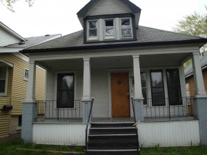 Foreclosure Home, Moran Street, Hamtramck