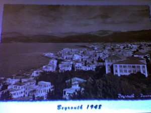 Beyrouth 1948